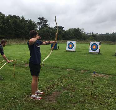 Archery Mojo Active Hen and Stag parties