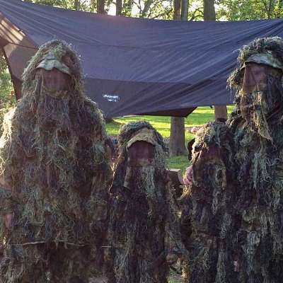 ghillie suit games