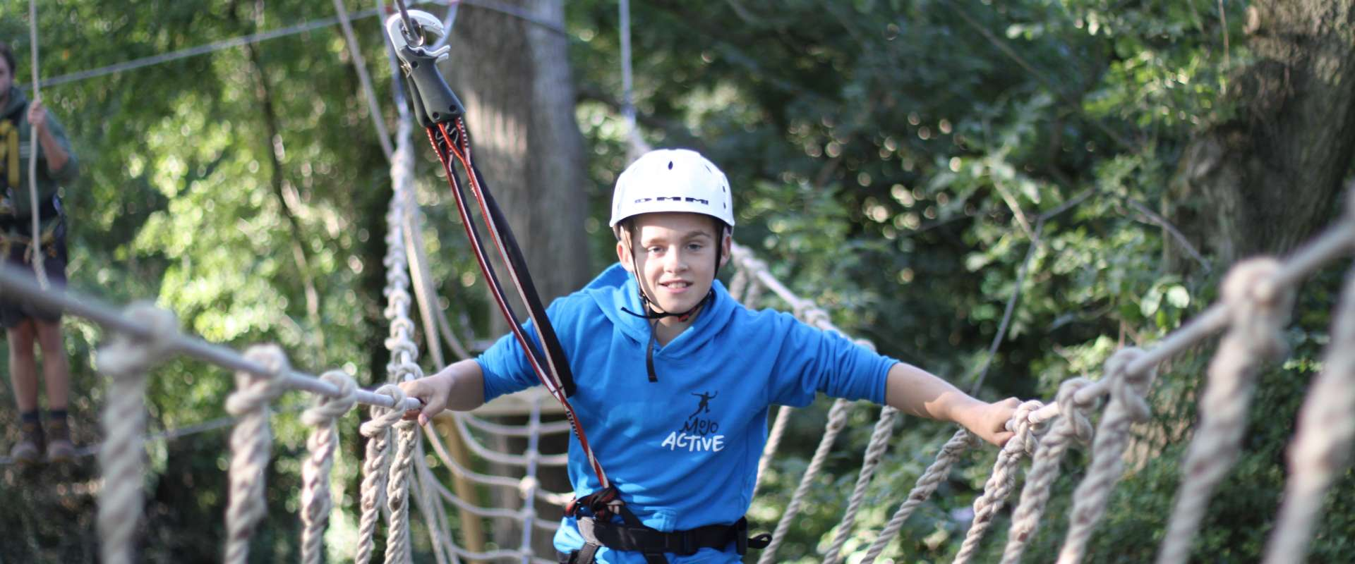 mojo active high ropes