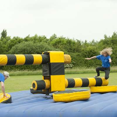 total wipeout at mojo active